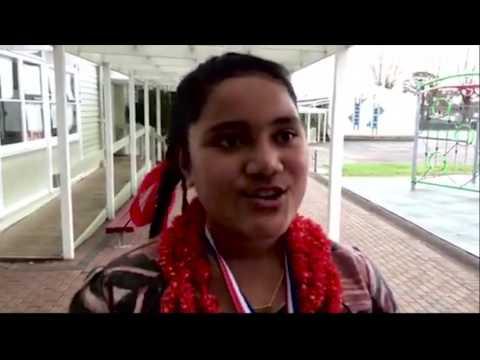 Tonga language speech