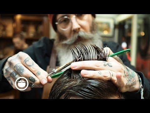 Scissor Cut Short Back and Sides Men's Haircut thumbnail