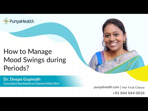 How to Manage Mood Swings during Periods? | PunyaHealth