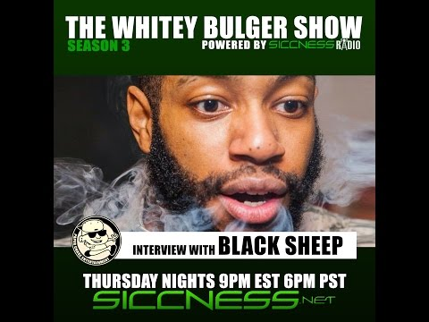 The Whitey Bulger Show Season 3 interview with Black Sheep Music from Maine.