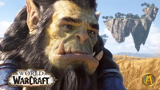 World of Warcraft (2020): AĻL Battle for Azeroth Cinematics Up to 8.3 [BFA-Shadowlands Catchup!]