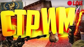 СТРИМ Counter-Strike Global Offensive
