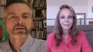 Robert Wright & Rebecca Newberger Goldstein [The Wright Show] (full conversation)