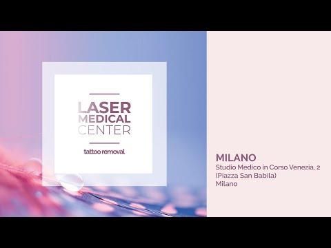 Rimozione Tatuaggi - Laser Medical Center - Milano