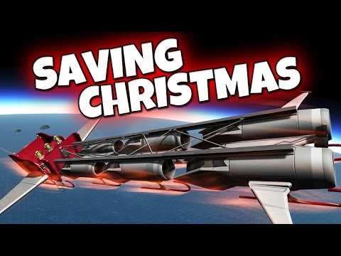 Ksp - Saving Christmas - Santa