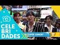 ¿Leslie Grace se anima a cantar en coreano? | Un Nuevo Día | Telemundo