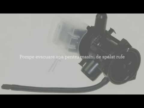 Pompa masina de spalat rufe