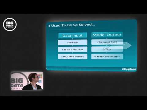Data Science: From Lab to Factory - SEAN OWEN at Big Data Spain 2013