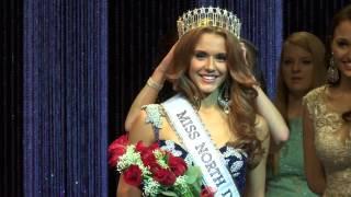 2015 Miss North Dakota USA Crowning