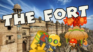 BTD Battles - Challenge: The Fort