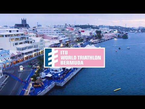 Bermuda ITU World Triathlon Race