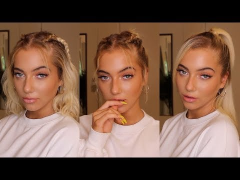 MY 10 GO TO HAIRSTYLES FOR SHORT HAIR thumbnail