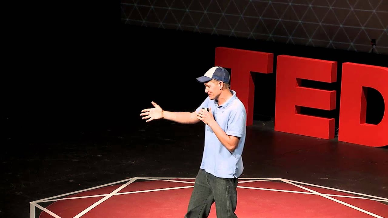 Find the unexpected | Destin Sandlin | TEDxVienna - YouTube