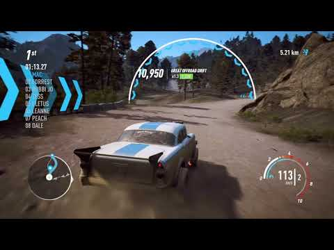 Need for Speed™ Payback Mac's Offroad Channel Day 12: Junkyard Slalom