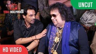 uncut screening of disco dancer the king of disco bappi lahiri arjun rampal
