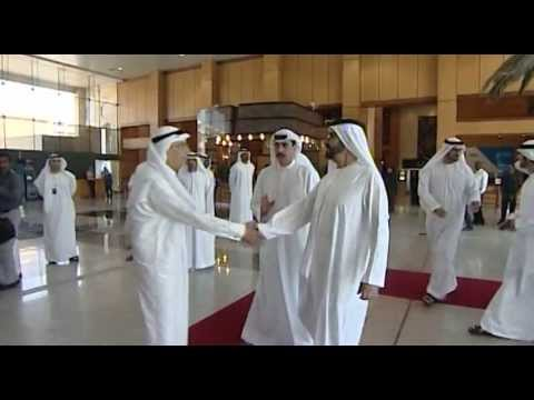 Opening of Dubai Center for Islamic Banking and Finance (DCIBF)