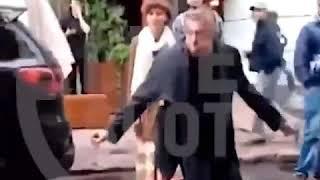 Пьяный актер Ефремов «разгоняет» ОМОН в центре столицы