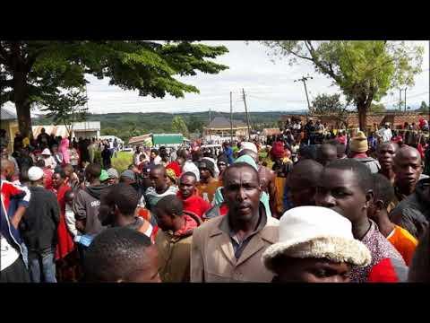 John Heche Asema Mdogo Wake Amechomwa Kisu Mgongoni Na Polisi