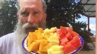 Low Fat, Raw Vegan: What I Eat In A Day