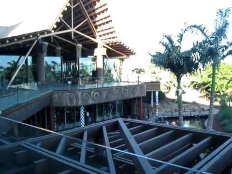 Inside View Of Lopesan Baobab Resort 5 Stars In Maspalomas Youtube