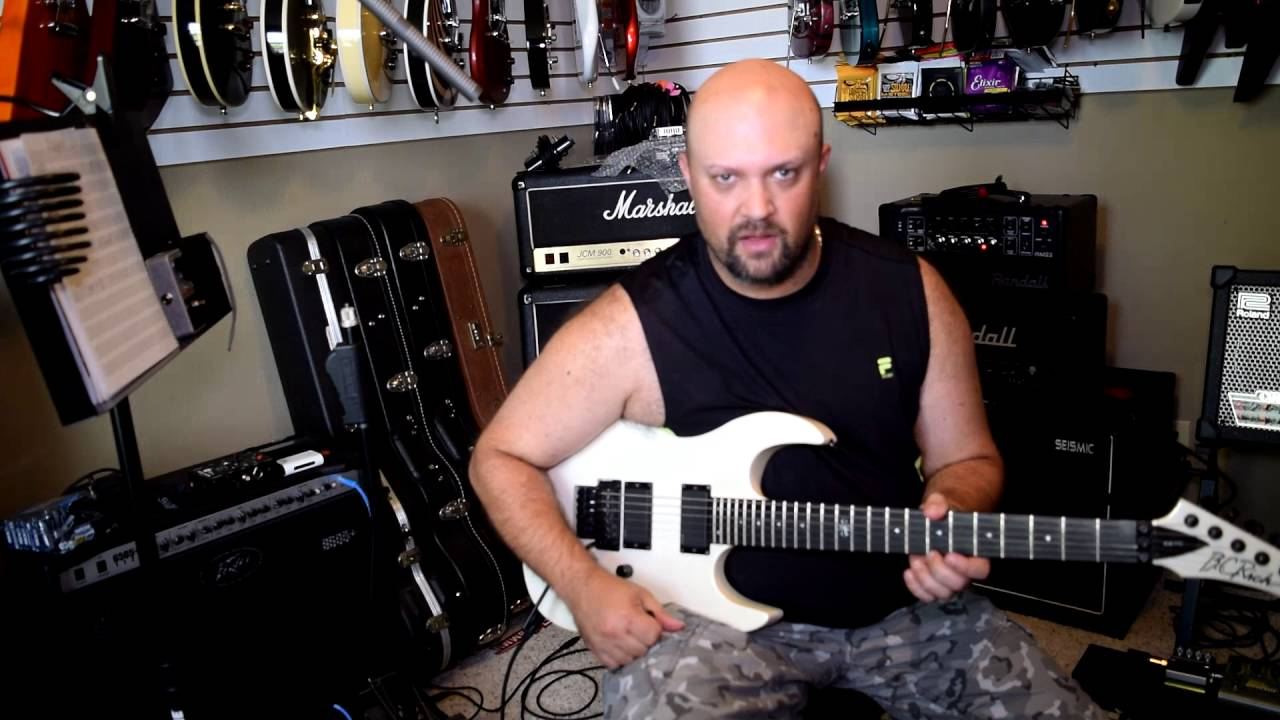 B.C. Rich ASM Pro: This Guitar Plays Like It\'s On AUTO-PILOT ...