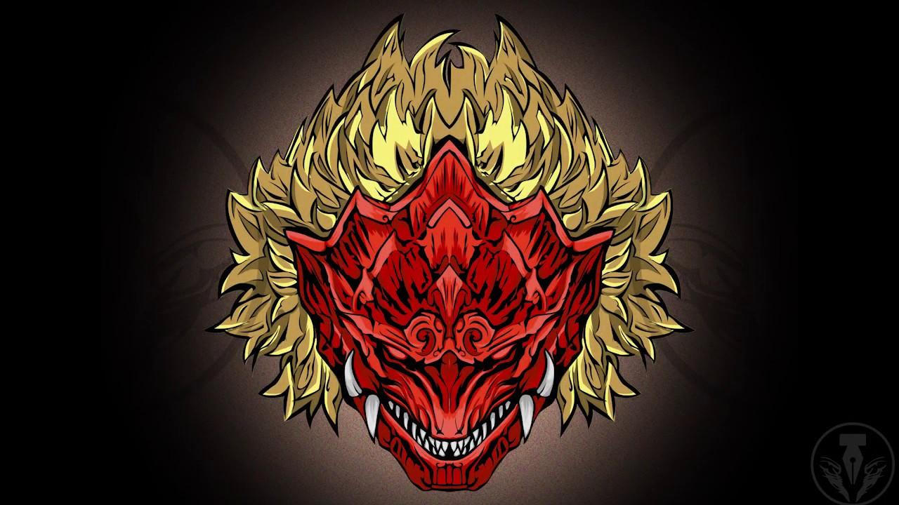Odogaron Fanart Coloring Monster Hunter World Youtube