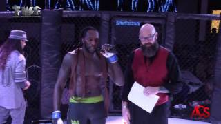 TWC Professional MMA November12th 2016 Dequan Townsend VS Ted Worthington