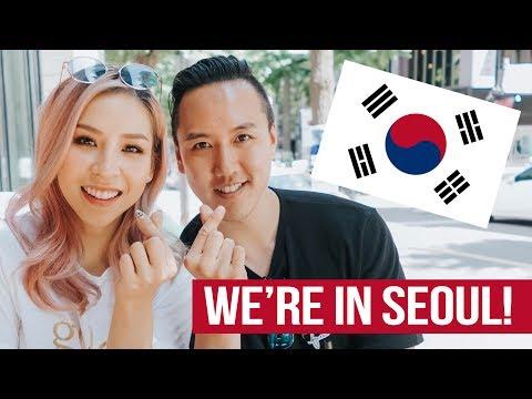 Travelling to Korea! VLOG