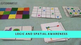 DIY logic and spatial awareness activities