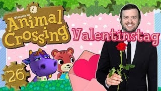 💘 VALENTINSTAG in Maledivn 🍂 ANIMAL CROSSING #26