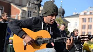 Imad Fares Concert 18.10.2015, Kraków, Rynek Główny