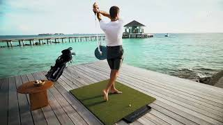 Raffles Maldives Meradhoo Our resort combines an idyllic island location