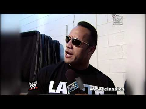 WWE Classics - The Rock and The Coach