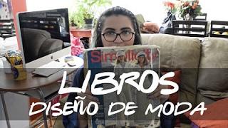MIS LIBROS DE DISEÑO DE MODA - FARFELÚ