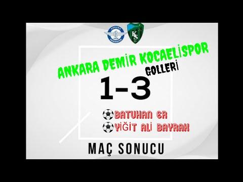 Ankara Demir spor - kocaelispor maçı golleri 02.01.2021| Kocaelispor Sevdası
