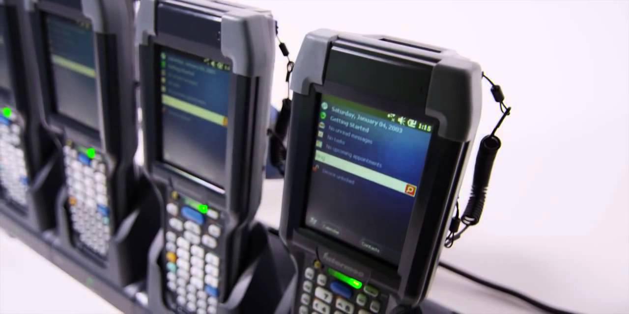 Intermec CK3X & CK3R EL Terminali (CK3X & CK3R Mobile Computer)
