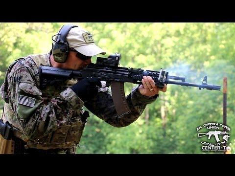 AK-47 DUST COVER RAIL (FITS 7/8