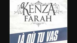 kenza farah l o tu vas karaok instrumental