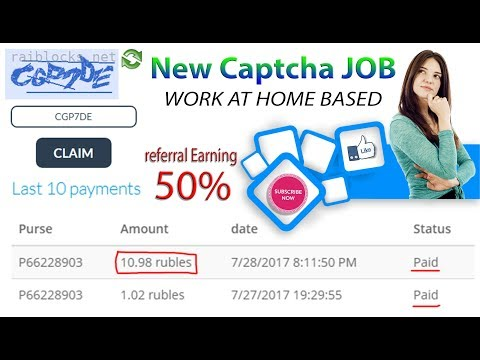 Earn Money Online by simple Data Entry Job ...[ 100% Trusted ] .. [ Instant payment Proof ]