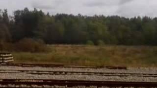 エストニアの鉄道の車窓 Estonia railway Elektriraudtee Pollkula-Paldiski