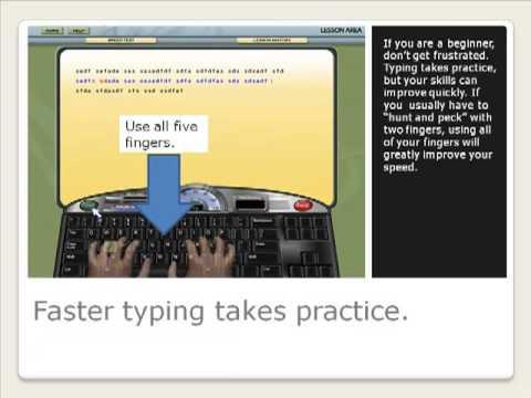 Features of Mavis Beacon Teaches Typing Platinum 25