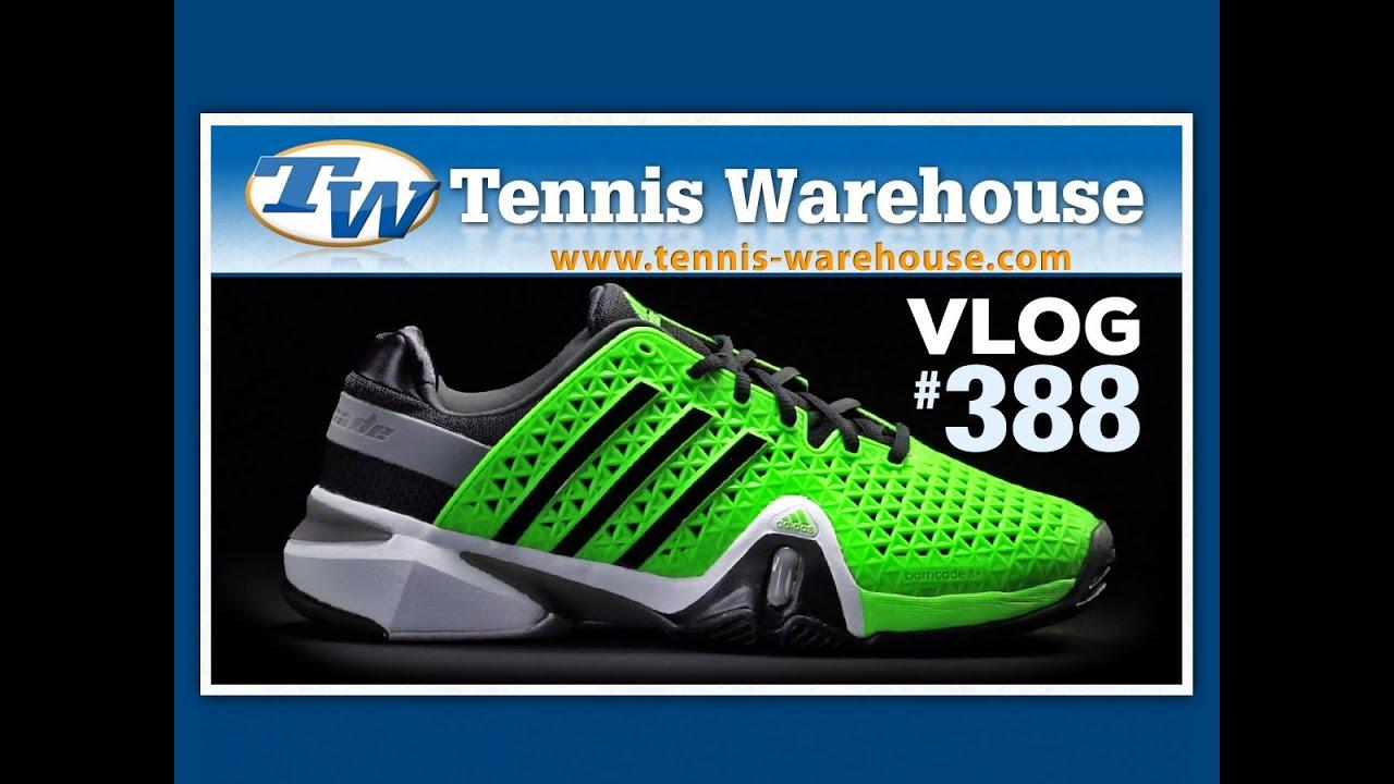 sale retailer c2073 4849c TW VLOG  388 - adidas Barricade 8+ and Head Extreme Sneak Peek. Tennis