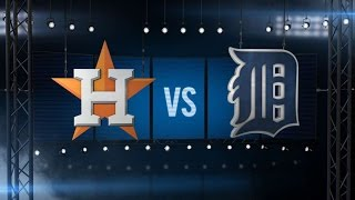 5/21/15: Tigers top Astros on McCann