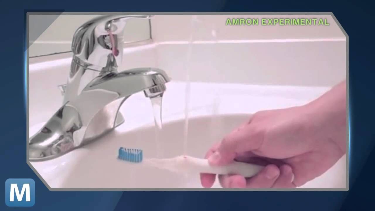 This Toothbrush Turns Your Faucet into a Rinse-Friendly Fountain ...