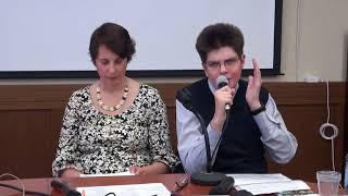 Смотреть видео Андрей Мещеринов и Лидия Алексеевская. Культура оказания помощи онлайн