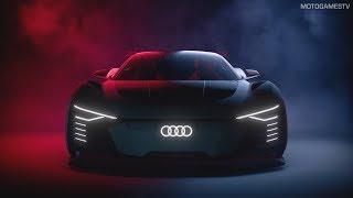 Gran Turismo Sport - Audi Vision Gran Turismo World Premiere