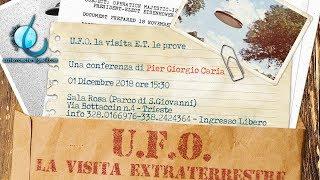 U.F.O. La Visita Extraterrestre - Le Prove - TRIESTE