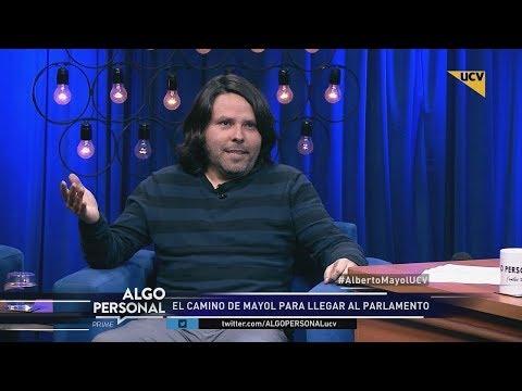 Alberto Mayol en Algo Personal, el late del 'Pollo' Valdivia