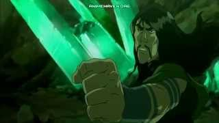 Team Korra vs. Red Lotus | Korra vs. Zaheer | Full Fight