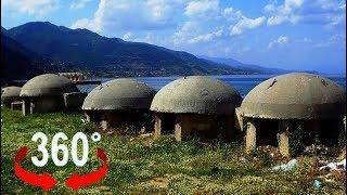 Albanien – das Land der Bunker I 360 Video